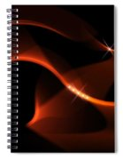 Abstract 42 2 Spiral Notebook