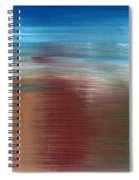 Abstract 422 Spiral Notebook