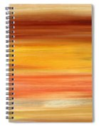 Abstract 425 Spiral Notebook