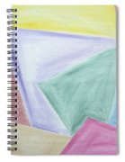 Abstract 437 Spiral Notebook