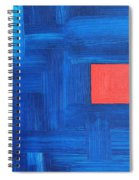 Abstract 443 Spiral Notebook