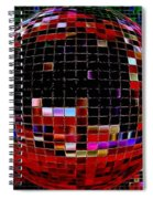 Abstract 452 Spiral Notebook