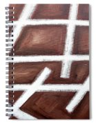Abstract 459 Spiral Notebook