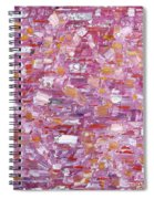 Abstract 467 Spiral Notebook
