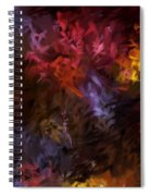 Abstract 5-23-09 Spiral Notebook