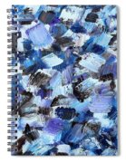 Abstract 517 Spiral Notebook