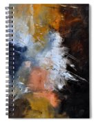 Abstract 561140 Spiral Notebook