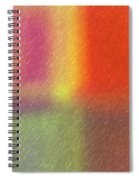 Abstract 5791 Spiral Notebook