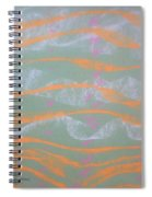Abstract 6 Spiral Notebook