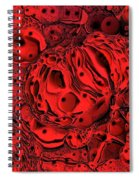 Abstract 63016.2 Spiral Notebook