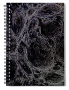 Abstract 63016.8 Spiral Notebook