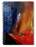Abstract  67900142 Spiral Notebook
