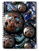 Abstract 71216.2 Spiral Notebook