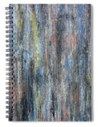 Abstract 726 Spiral Notebook