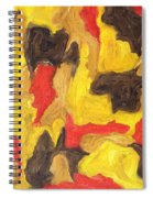 Abstract 746 Spiral Notebook