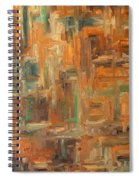 Abstract 751 Spiral Notebook