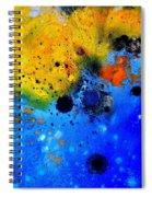 Abstract 767b Spiral Notebook