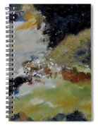 Abstract  790180 Spiral Notebook