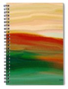 Abstract 8 Spiral Notebook