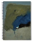 Abstract 88112041 Spiral Notebook