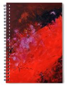 Abstract 88113013 Spiral Notebook