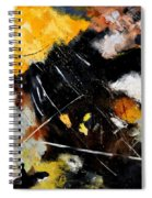 Abstract 8811601 Spiral Notebook