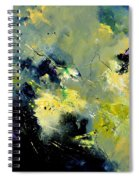 Abstract 8821603 Spiral Notebook