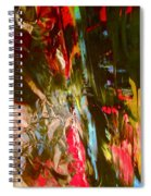 Abstract 9000 Spiral Notebook