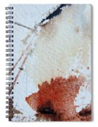 Abstract 9037 Spiral Notebook