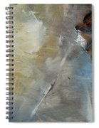Abstract 904060 Spiral Notebook