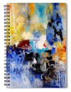 Abstract  905003 Spiral Notebook