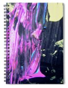 Abstract 9064 Spiral Notebook