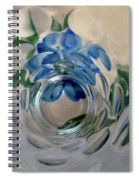 Abstract 9094 Spiral Notebook