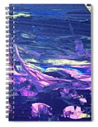 Abstract 9097 Spiral Notebook