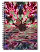 Abstract 93016.1 Spiral Notebook