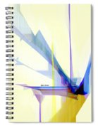 Abstract 9503-001 Spiral Notebook