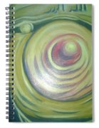 Abstract Spiral Notebook