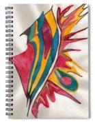 Abstract Art 102 Spiral Notebook