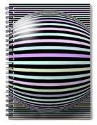 Abstract Art 6 Spiral Notebook