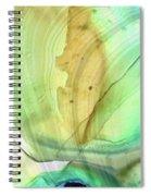 Abstract Art - Calm - Sharon Cummings Spiral Notebook