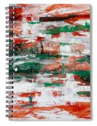 Abstract Art Project #24 Spiral Notebook