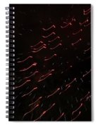 Abstract Art Six Spiral Notebook