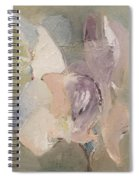 Abstract Aviary Spiral Notebook