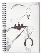 Sjb-14 Spiral Notebook