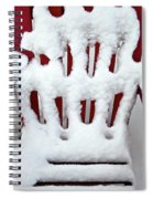 Abstract By Nature Spiral Notebook