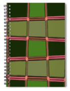 Abstract By Photoshop 49 Spiral Notebook