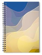 Abstract Collection 019 Spiral Notebook