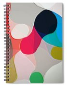 Abstract Collection 020 Spiral Notebook