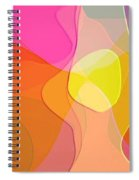Abstract Collection 021 Spiral Notebook