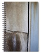Abstract Concrete 1 Spiral Notebook